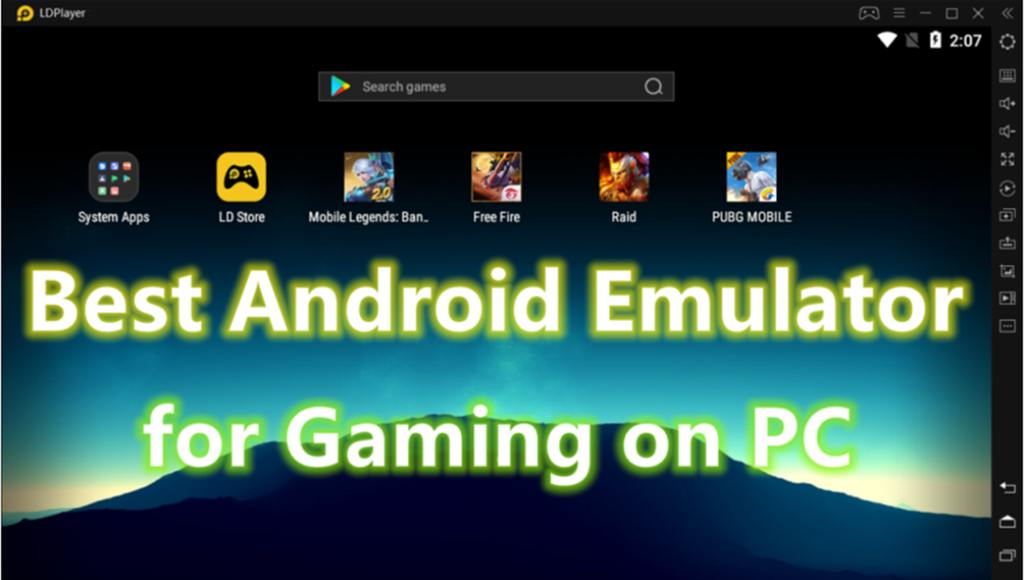 Download 64 Bit Android Emulator For 64bit Required Games Ldplayer