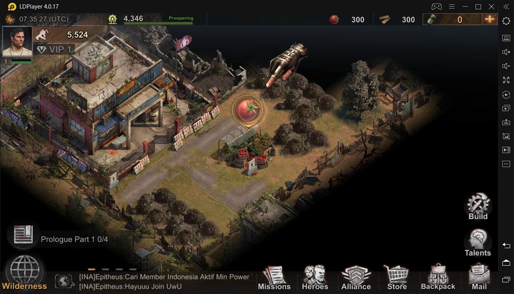Play State of Survival on LDPlayer