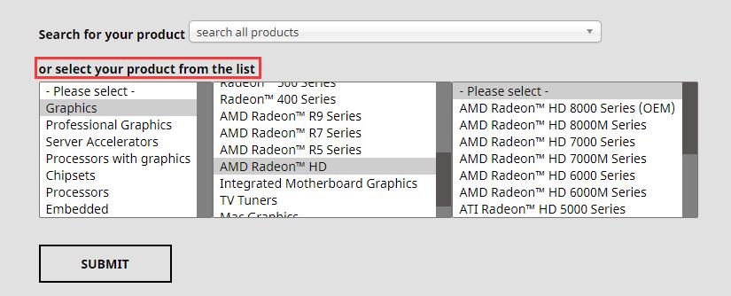 كيفية ترقية أو إعادة تثبيت برنامج تشغيل الرسومات