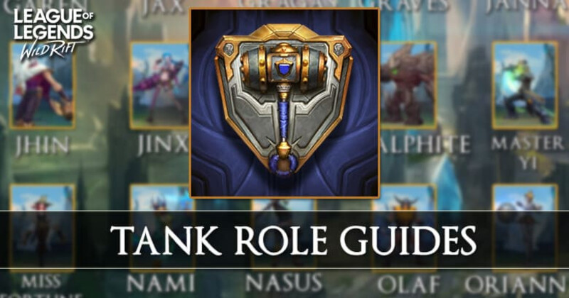 Everything you need to know about Tank Itemization - LOL: Wild Rift