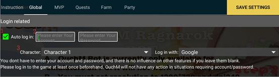 Play Ragnarok M: Eternal Love automatically through an Android emulator