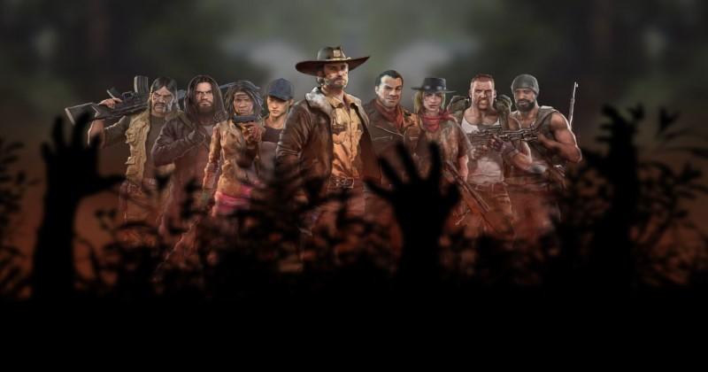 the walking dead survivors characters
