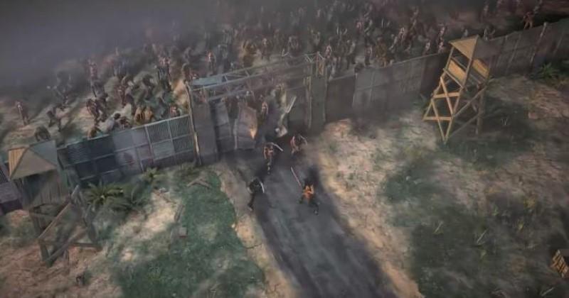 the walking dead survivors zombies