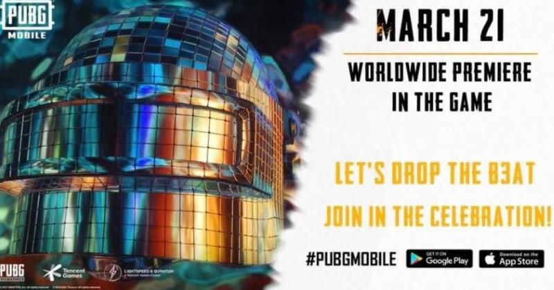 PUBG Mobile March 2021 Anniversary Redeem Codes