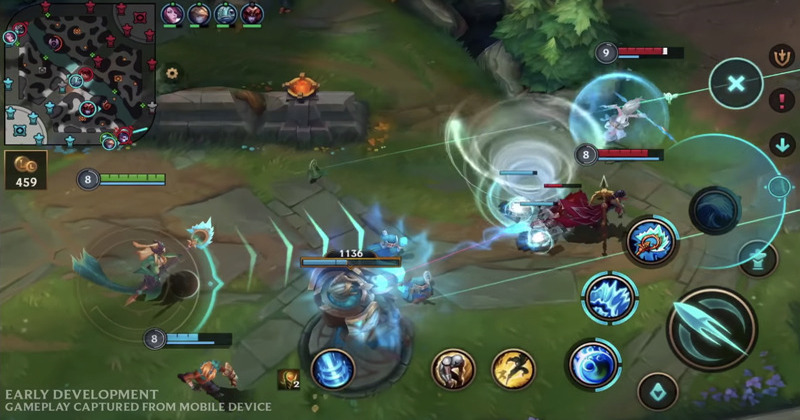 League of Legend – Wild Rift: Everything to know about lanes.