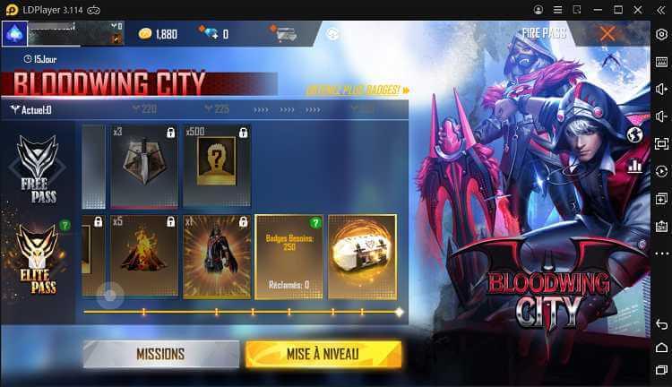 Elite pass version 1.60.1 Free Fire