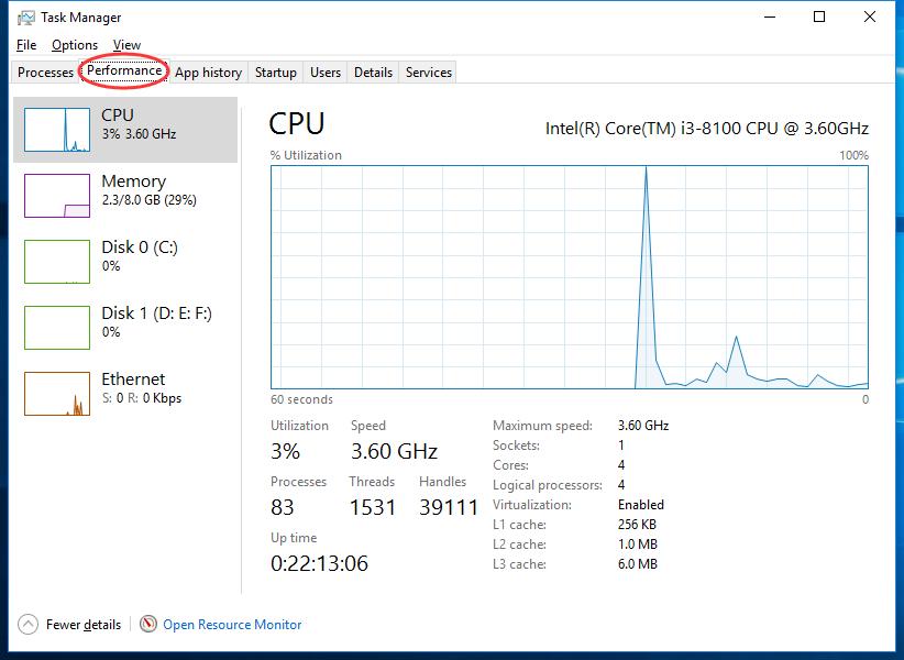 Tampilan LDPlayer dan meningkatkan CPU simulator dan tutorial memori