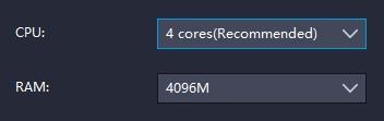 Cara Mengkonfigurasi RAM dan CPU dengan Benar untuk Emulator Anda