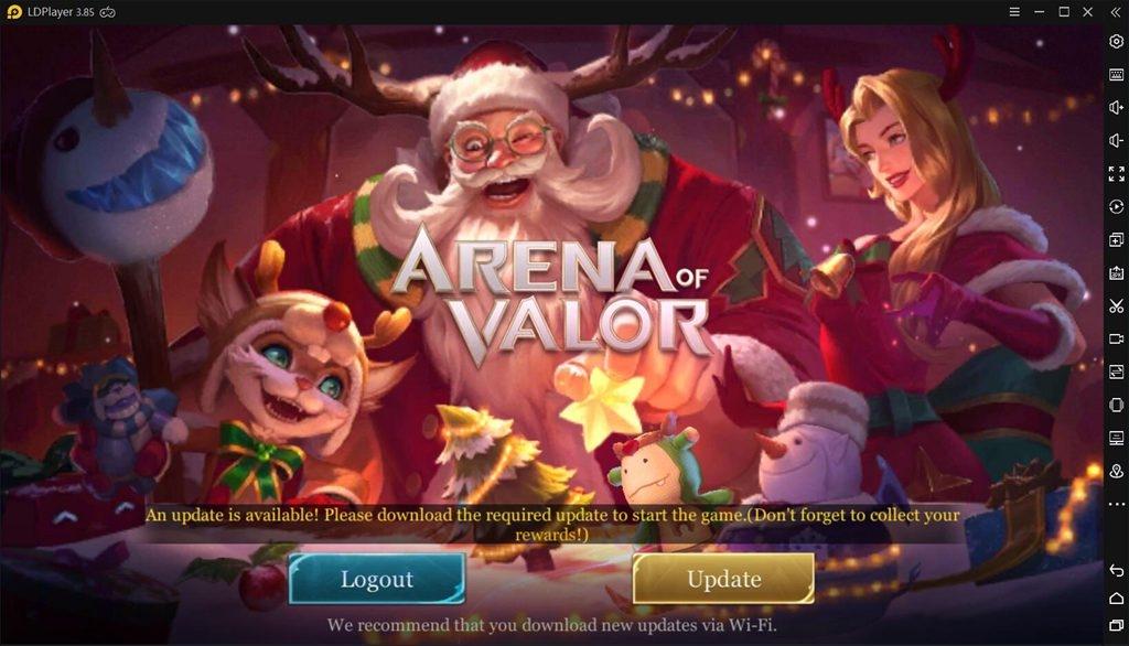Como jogar Arena of Valor no PC