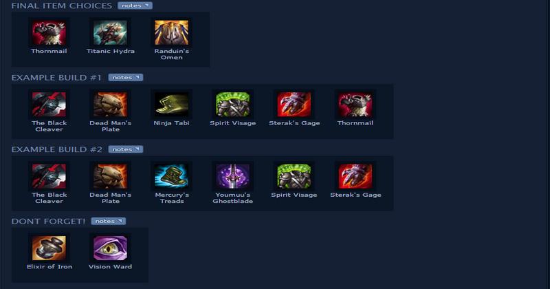 LOL Wild Rift: Darius Edition - um guia completo