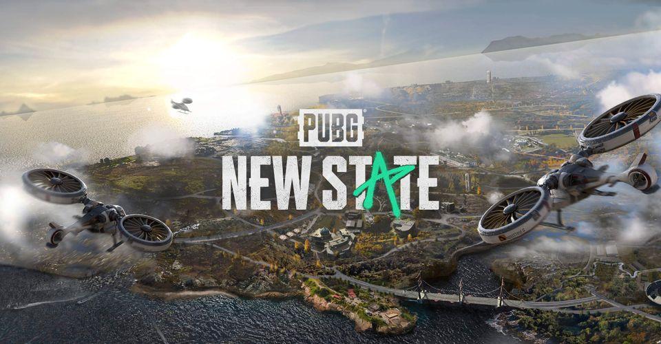 PUBG New State: pré-registro agora está ativo !