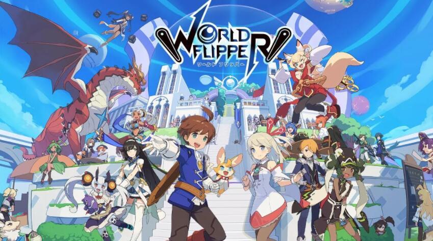 Играть в «World Flipper» бесплатно на пк