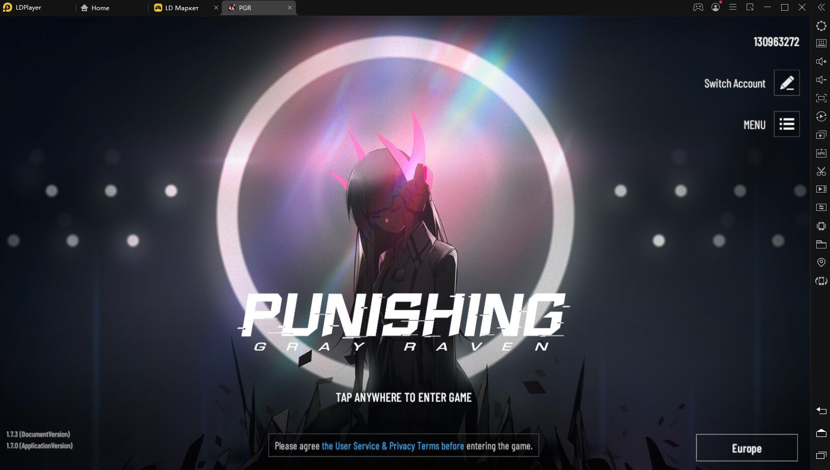 Играть в «Punishing: Gray Raven» бесплатно на пк