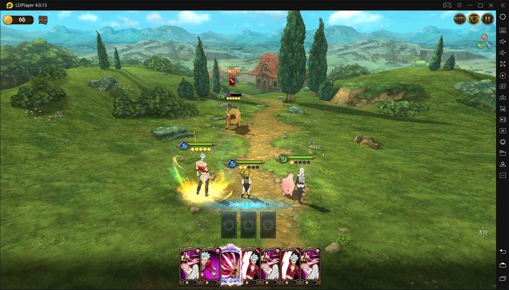 The Seven Deadly Sins บน PC: วิธีดาวน์โหลดและเล่น