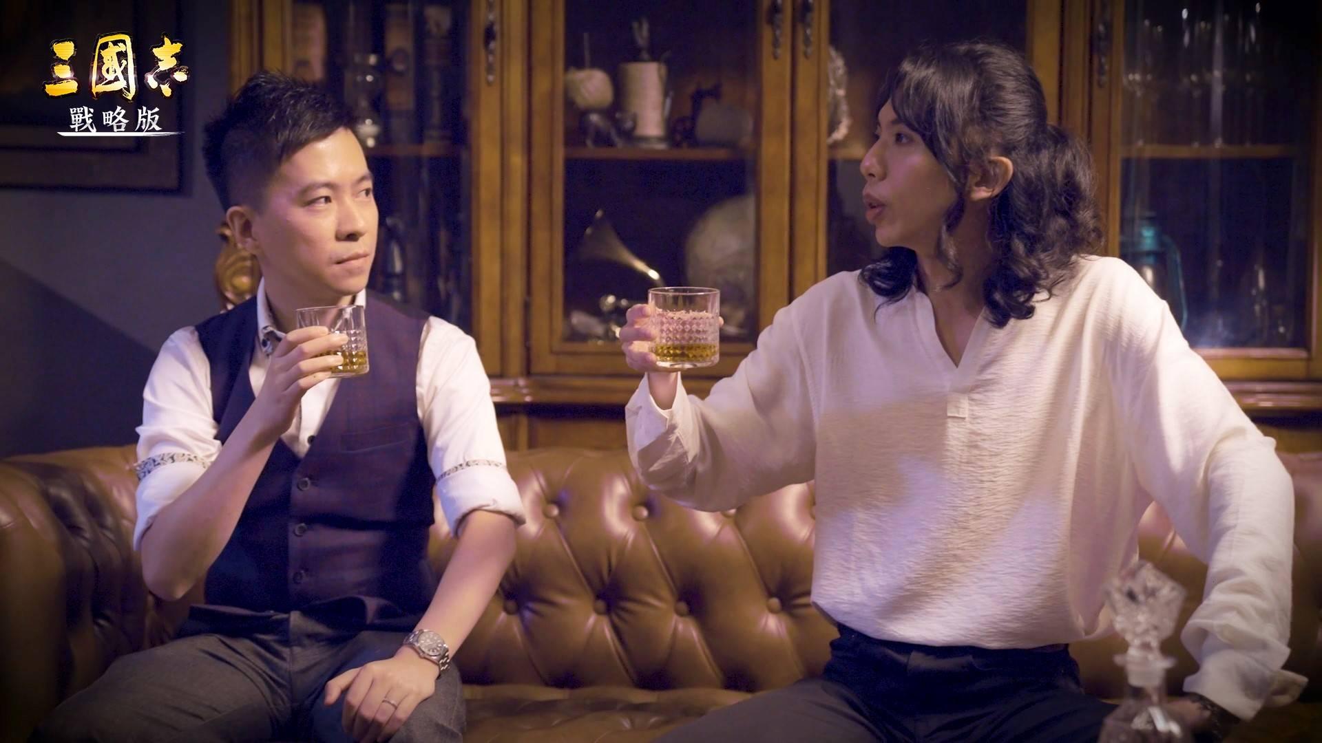 《三國志・戰略版》 真男人講談香港站上映 鄭子誠舌戰達哥、毛爸