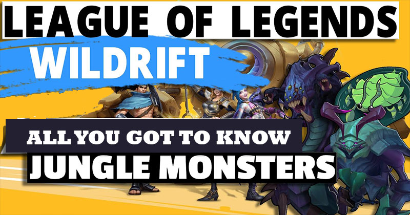 All you got to know about League of Lege...