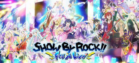 新作ゲーム『SHOW BY ROCK!! Fes A Live』をPCでプレイ