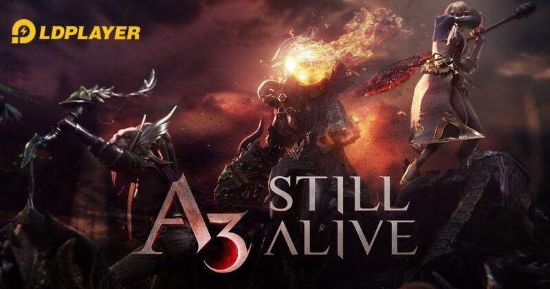 Mejor emulador para jugar A3: STILL ALIV...