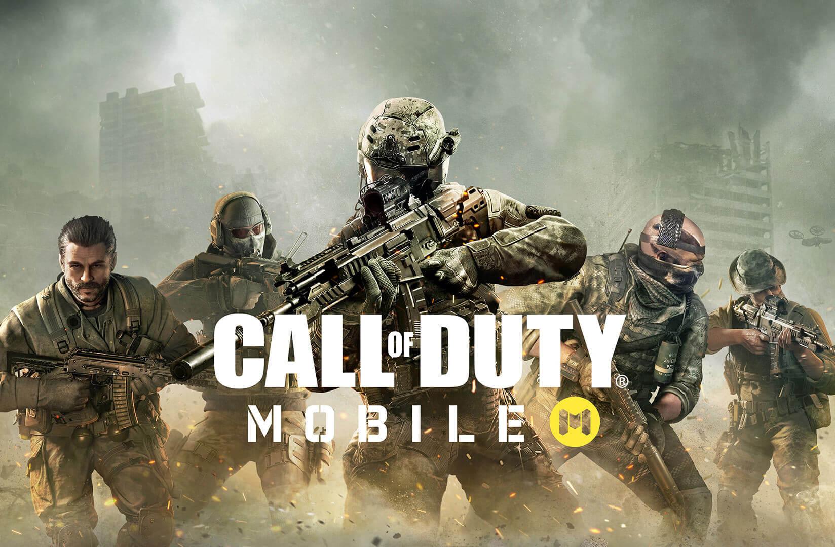 Как играть в «Call of Duty: Mobile» на П...