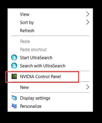 Passer à Des Graphiques Discrets Nvidia1
